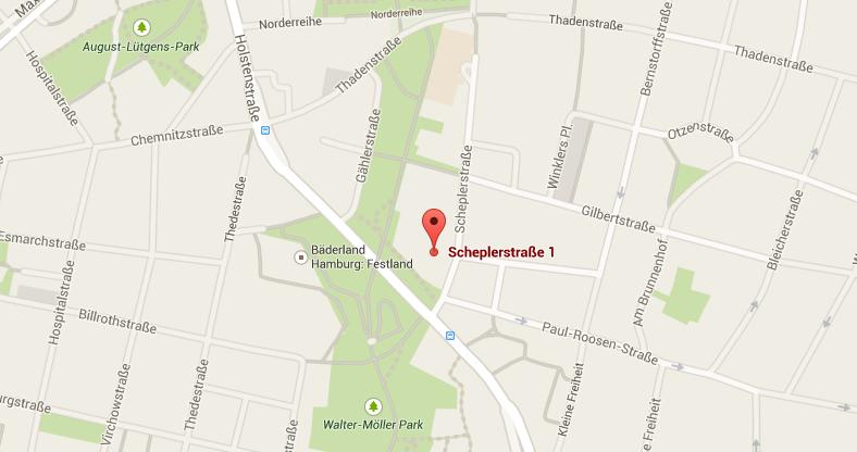 Unser Baubüro in Hamburg